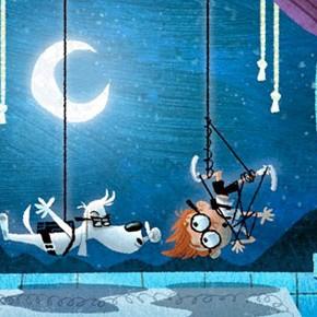 Mr. Peabody & Sherman, por Nate Wragg