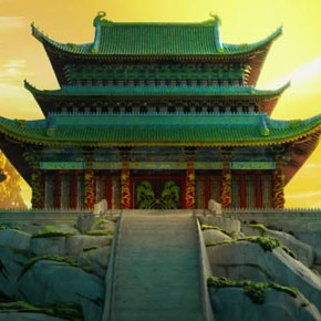 Trailer #1 do filme Kung Fu Panda 3, da DreamWorks