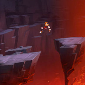 Mais artes de Rayman Legends, desta vez por Christophe Messier