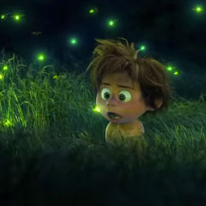 Trailer do filme The Good Dinosaur, dos estúdios Disney/Pixar