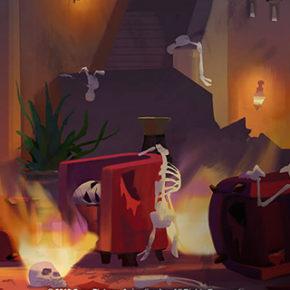 Artes do filme Hotel Transylvania 3: Summer Vacation (Sony Animation)