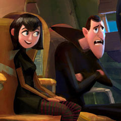 Artes do filme Hotel Transylvania 3: Summer Vacation (Sony Animation)