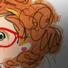 Character Designs de Inside Out, por Deanna Marsigliese