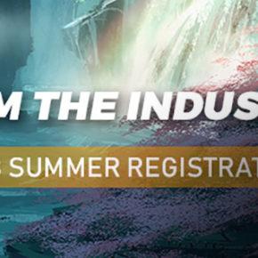 Matrículas dos cursos de verão CGMA se encerram em 2 semanas!