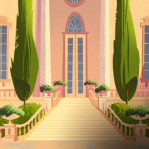 Mais Backgrounds de Tangled The Series, por Laura Price