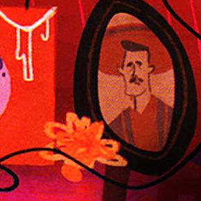 Artes de Travis Ruiz para o filme Coco, dos estúdios Disney-Pixar