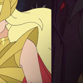 Trailer da série She-Ra and the Princesses of Power, da DreamWorks