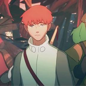 Incrível trabalho de conclusão de curso de animação, inspirado em Hayao Miyazaki
