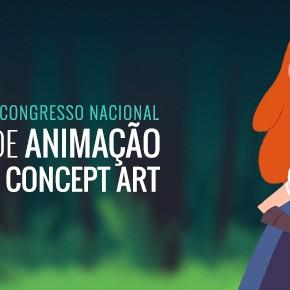 1º Congresso Nacional de Animação e Concept Art acontece em agosto