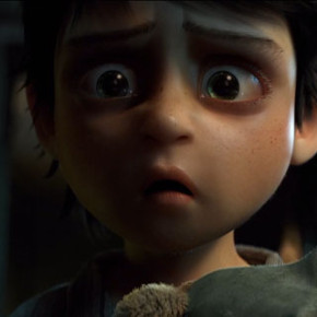 La Noria, de Carlos Baena. Um filme de terror em animação