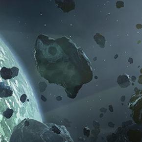 Concept Arts de Nicolas Ferrand para o game Star Wars Battlefront II