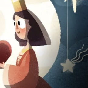 Back to the Moon, curta do Google Doodles / Spotlight Stories!