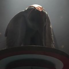 Teaser Trailer do filme Dumbo, com direção de Tim Burton