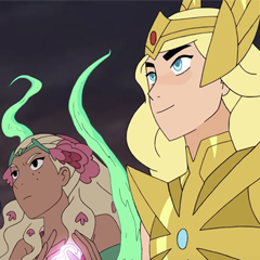 Trailer da série She-Ra and the Princesses of Power, da DreamWorks