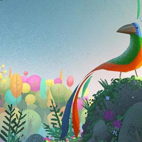 Crow: The Legend. Novo curta de animação do Baobab Studios