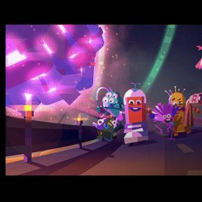 """""""The Bad Ideas"""", filme para a CCR, por Vetor Zero e Alton Animation"""