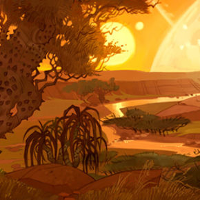 Novas artes do Game Wildstar divulgadas por Cory Loftis