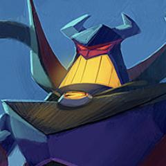 Concept Arts de Ben Simonsen para o Disney Infinity