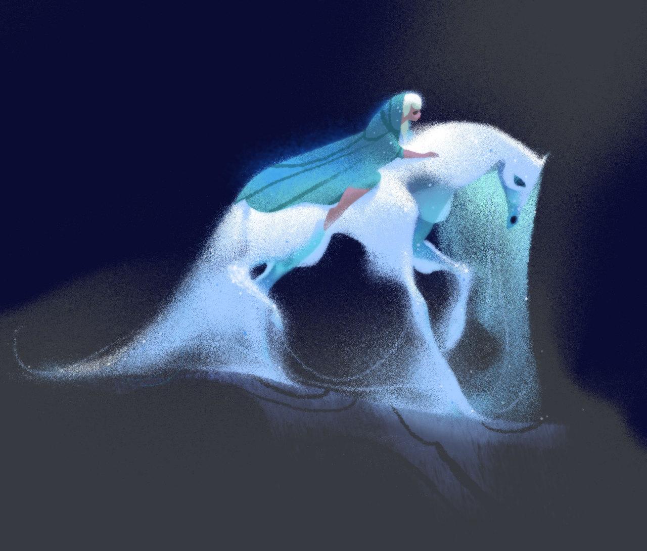 Belles illustrations  Annette-Marnat_Frozen2_visdev_03