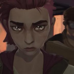 Arcane:  Série em animação do jogo League of Legends