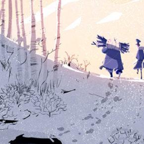 Desenvolvimento Visual do filme Klaus, por Pascal Campion