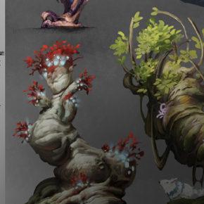 Aprenda com artistas da Marvel, Blizzard e Dreamworks!