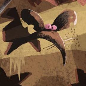 Desenvolvimento Visual de Storybots, do Netflix, por Nikolas Ilic