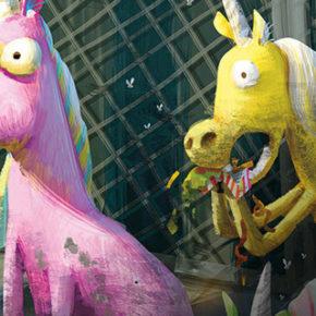Personagens do filme Onward, dos estúdios Disney / Pixar