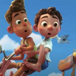 Teaser Trailer do filme Luca, do Disney-Pixar