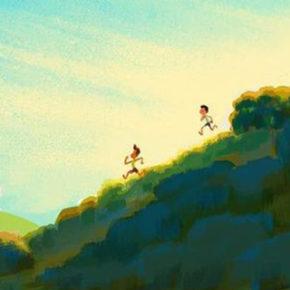 Novas artes do filme Luca, por Abadilla, Galstyan e Marsigliese